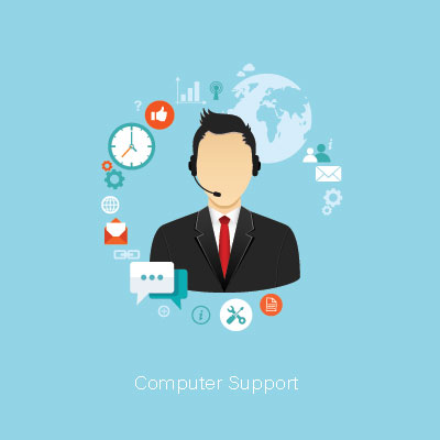 computer support Houston TX