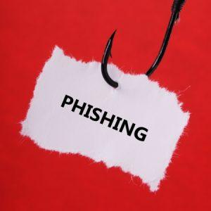 Phishing concept