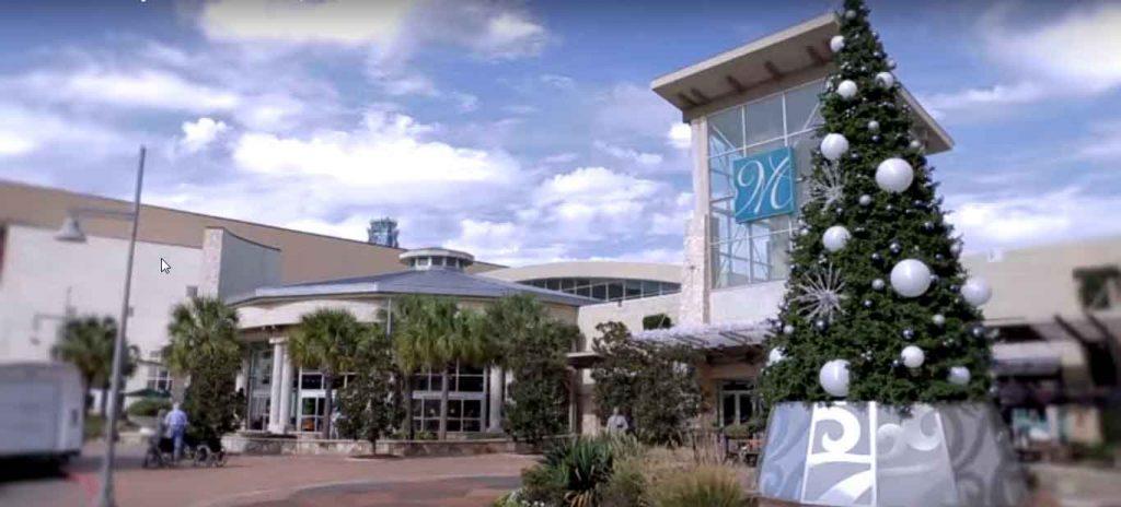 Memorial City Mall in 77024 zip code of Houston