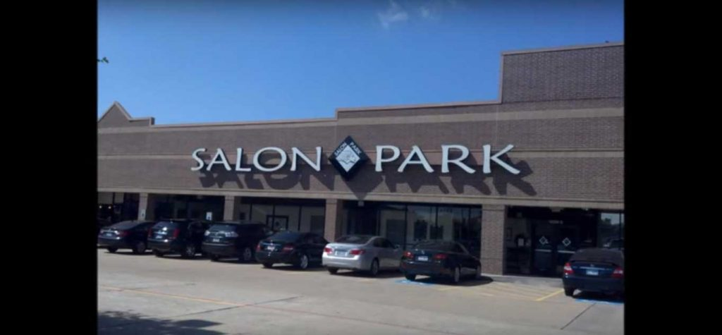 Salon Park in 77096 zip code in Houston TX